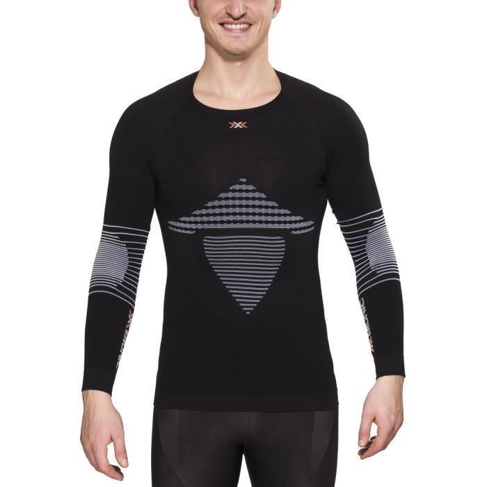 X-Bionic Energizer MK2 - Sous-vêtement - L/S Men noir