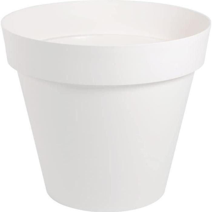 JARDINIÈRE - BAC A FLEUR EDA Plastiques - Pot rond Toscane XXL 100x79.5cm 3