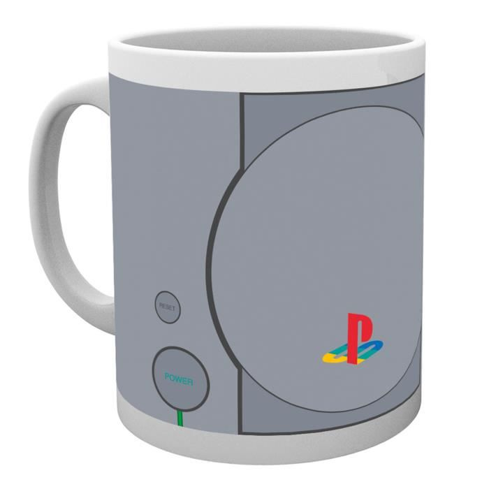 BOL - MUG - MAZAGRAN Mug GB Eye Playstation Console