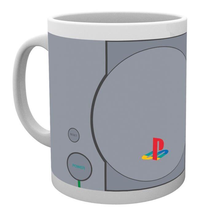 BOL Mug GB Eye Playstation Console