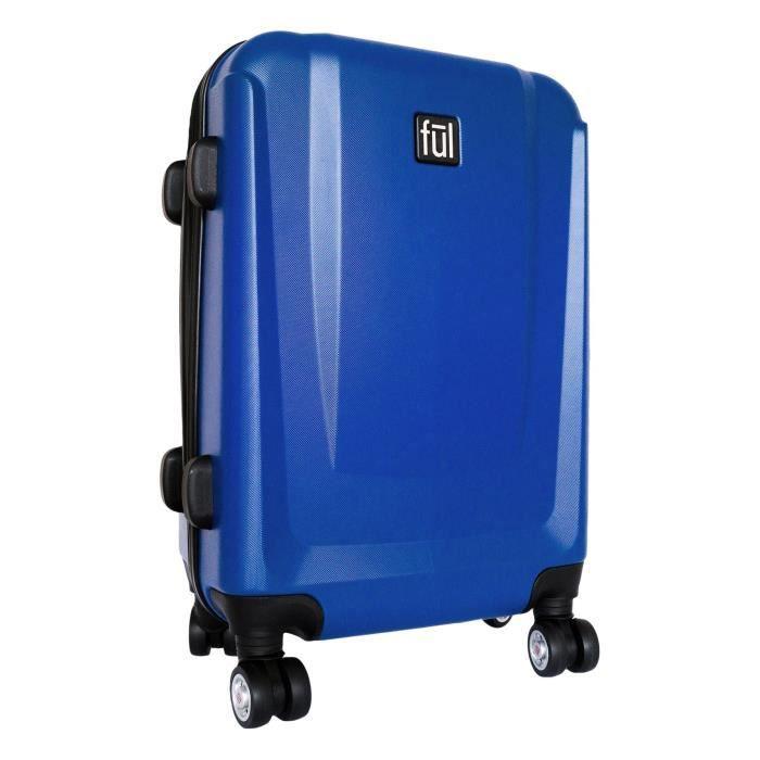 VALISE - BAGAGE FUL Valise, Bleu cobalt (Bleu) - 61130