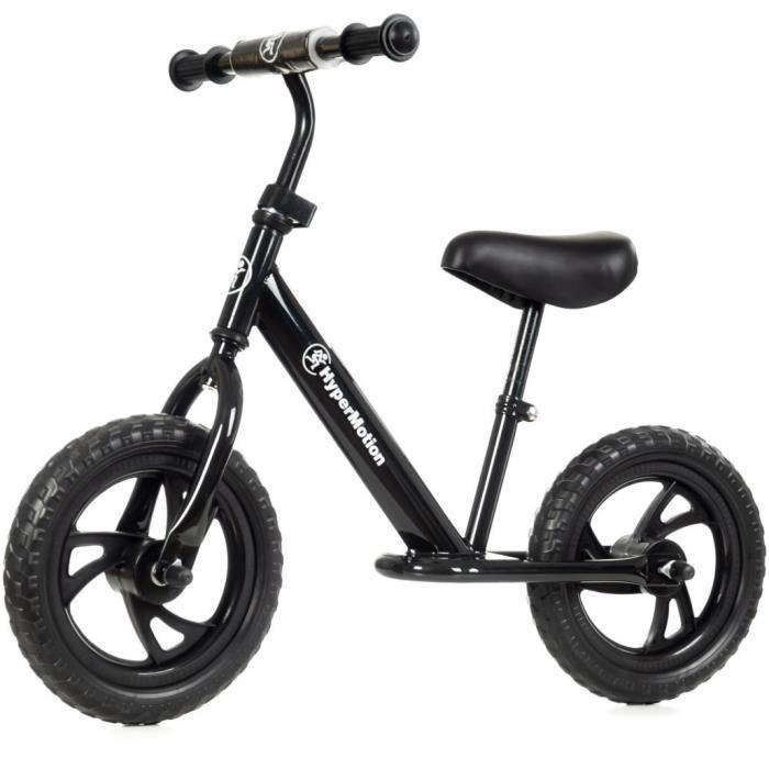 DRAISIENNE HyperMotion Draisienne Vélo Sans Pédales 12 Pouces