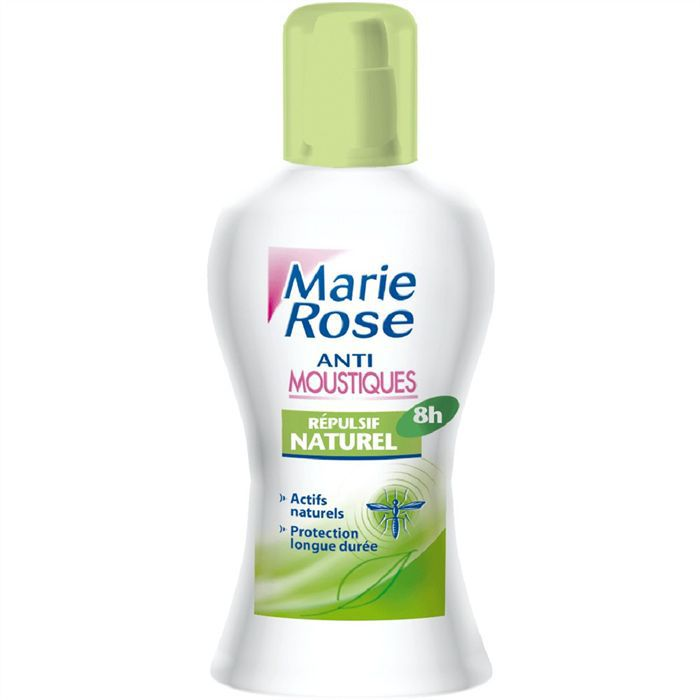 marie rose spray r pulsif anti moustiques aux acti achat. Black Bedroom Furniture Sets. Home Design Ideas