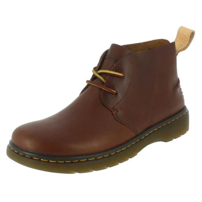 Bottines   boots ember homme dr.martens ember Beige Tan - Achat ... b1a5fb70cc4b