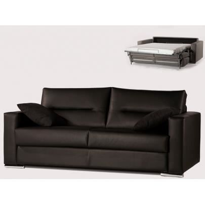 canap convertible express en simili quentin noi achat vente canap sofa divan. Black Bedroom Furniture Sets. Home Design Ideas