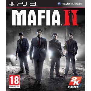 JEU PS3 MAFIA II Edition Collector / Jeu console PS3