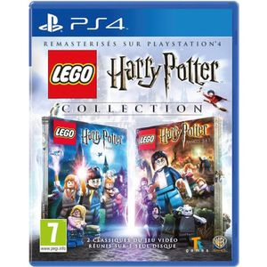 JEU PS4 Lego Harry Potter Collection Jeu PS4