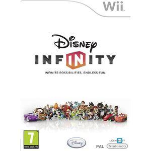 JEU WII Pack de Démarrage Disney Infinity Wii