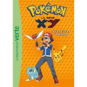 Livre 9 -12 ANS Pokémon : la série XY Tome 13