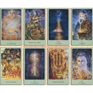 CARTES DE JEU Tarot Racines d'Asie - Jeu de 78 cartes - Cartes d