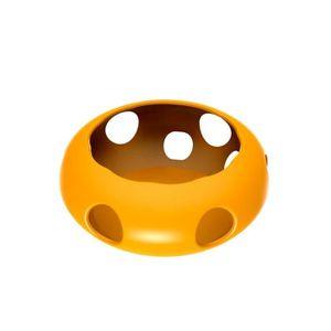 HAUT-PARLEUR - MICRO Etui en silicone pour housse de protection Orange