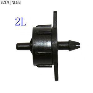 10Pcs 2//4//8L//H pression compensant émetteur Goutteur Système d/'irrigation raccords