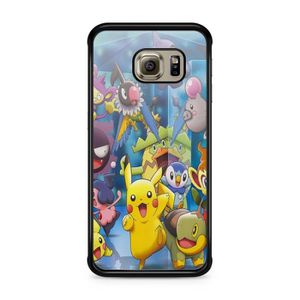 COQUE - BUMPER Coque Samsung Galaxy S7 EDGE   Pokemon go team pok
