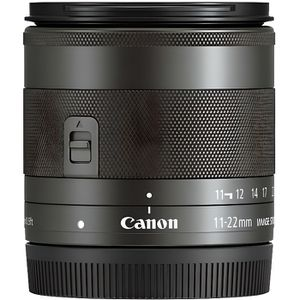 OBJECTIF CANON EF-M 11-22/4-5.6 IS STM EOS M