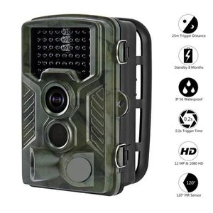 CAMÉRA MINIATURE Caméra de Chasse Animal Caméra de Surveillance Inf