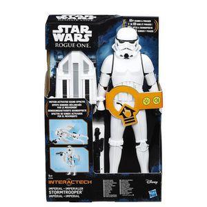 FIGURINE - PERSONNAGE Hasbro  Figurine Star Wars  de Stormtrooper Impéri