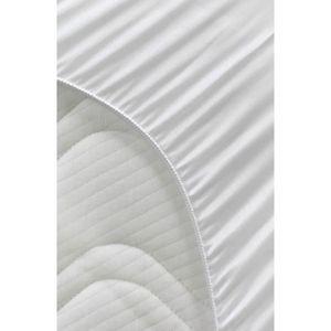 PROTÈGE MATELAS  Alèse ADULTE Coton Bio 80 x 200 cm