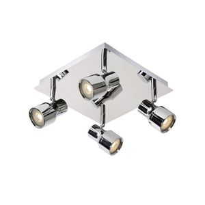 PLAFONNIER Plafonnier 4 spots Led orientables SIRENE-LED arge