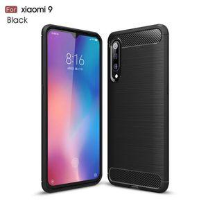 Suhctup Compatible pour Xiaomi Mi 9 Se Coque Silicone Transparent Ultra Mince /Étui avec Clear Mignon Fleurs Motif Design Housse Souple TPU Bumper Anti-Choc Protection Cover,A1