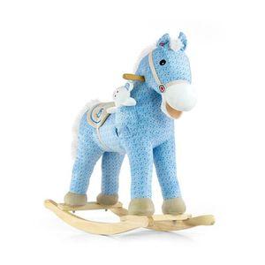 JOUET À BASCULE Cheval à bascule interactif enfant 3+ avec jouet e