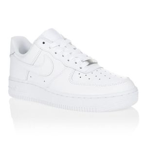 nike air force one blanc femme