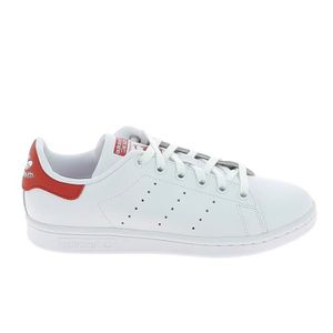 BASKET Basket ADIDAS Stan Smith Blanc Rouge