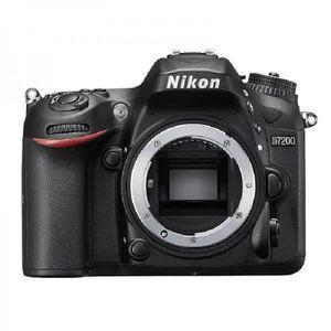 APPAREIL PHOTO RÉFLEX Nikon D7200 Nu