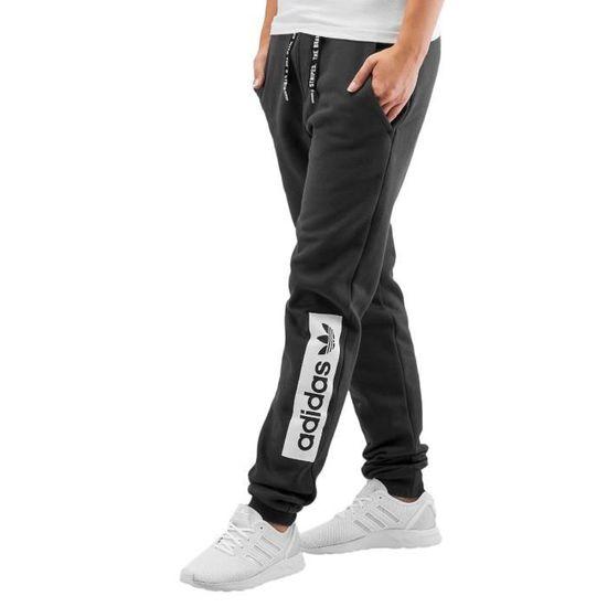 Adidas Femme Pantalons & Shorts Jogging Regular Cuffed
