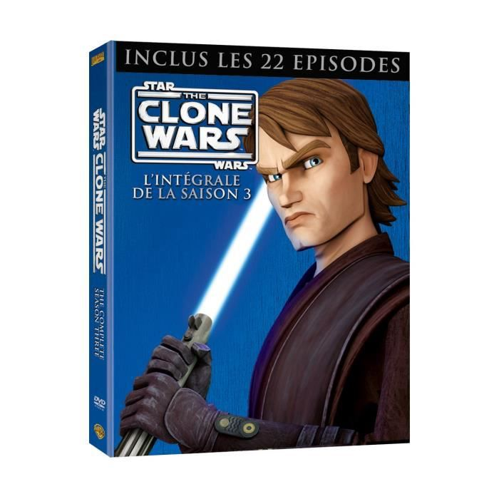 Dvd film dvd star wars the clone wars saison 3 volume 2