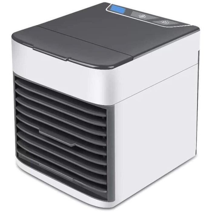 CLIMATISEUR MOBILE OYHN Climatiseur pour la r&eacutefrig&eacuteration à la maison automatique-mini refroidisseur d'air,615