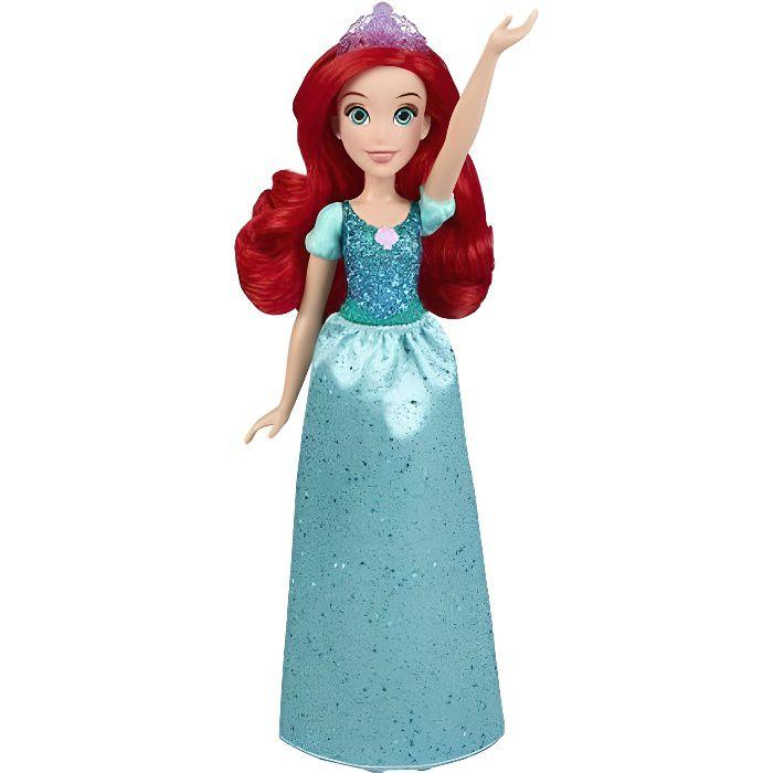 Ariel La Petite Sirene Poussiere d etoiles - Poupee mannequin - Disney Princesse