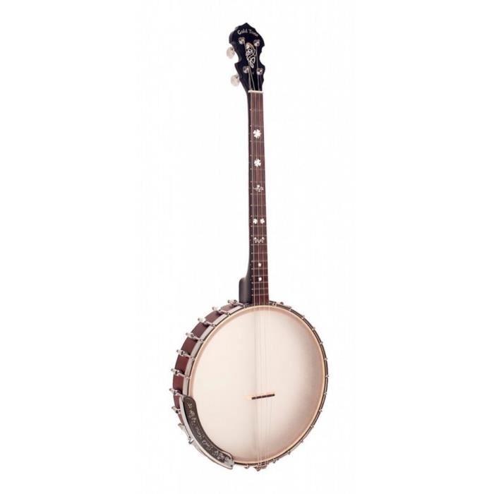 Gold Tone IT-19 - Banjo ténor irlandais avec 19 frettes (+ housse)