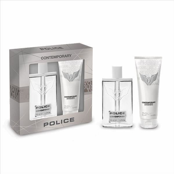 POLICE Contemporary Coffret Eau de toilette 100 ml + Gel de douche 100 ml
