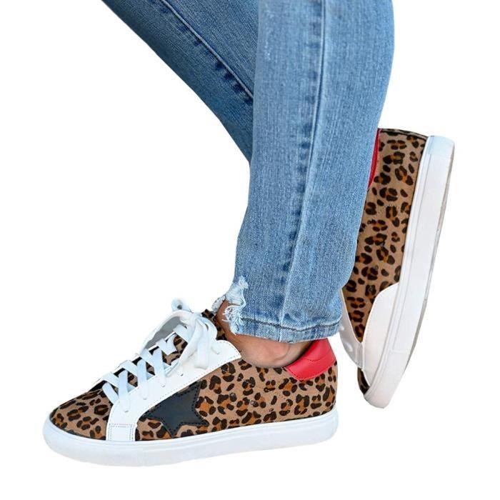 Bottines Professionnelles Z640V Chaussures de sport Plate-forme Glitter Étincelle Fashion Star Lace Up Low Top Slip Flats Chaussures