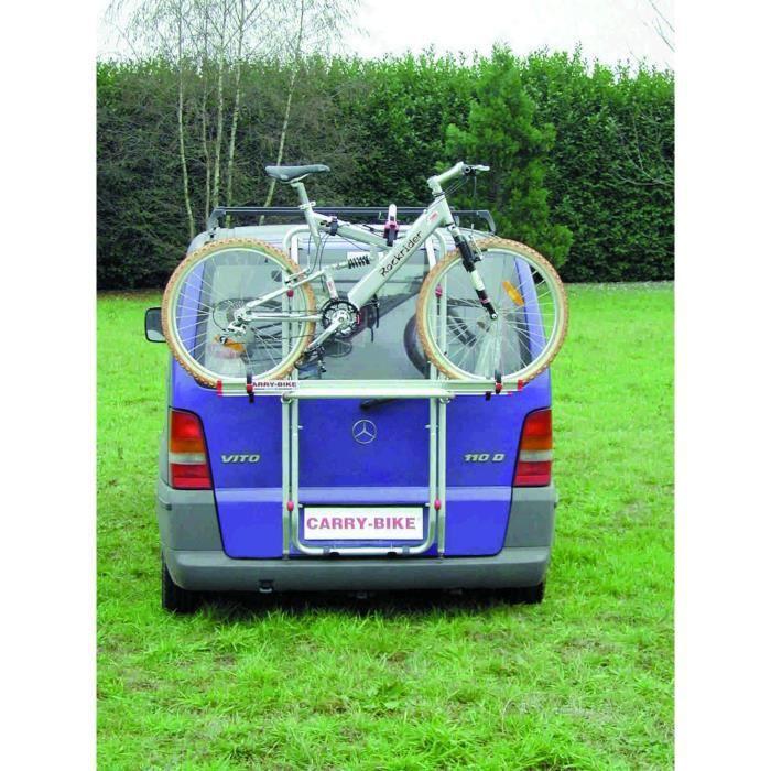 FIAMMA Porte-vélos Carry Bike pour Mini-vans Vito avant 2004