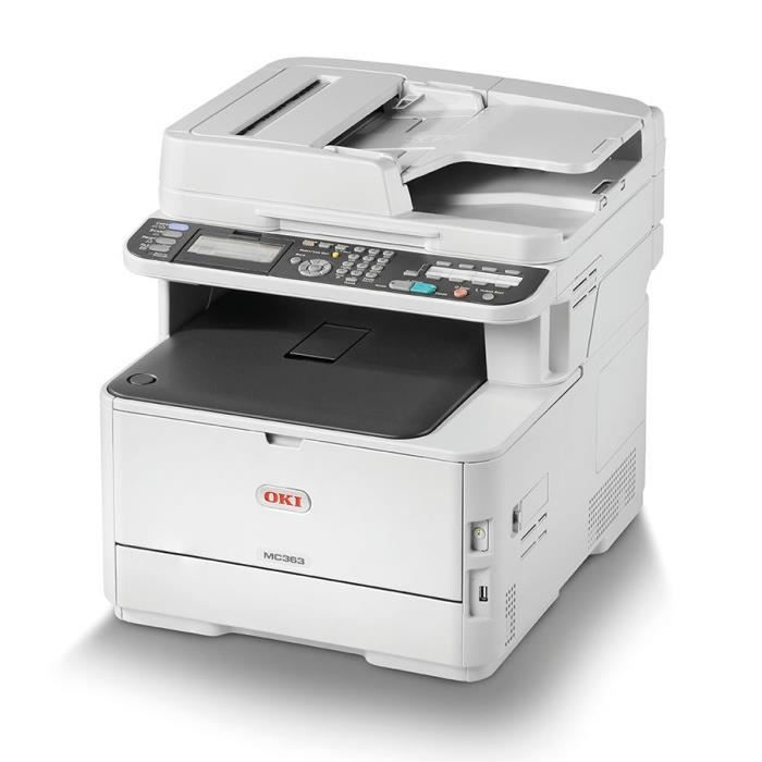 OKI Impression haute definition MC363DN - 30 ppm - 1200 x 600 dpi