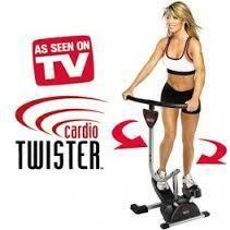 Vélo stepper bidirectionnel fitness-Cardio Twister