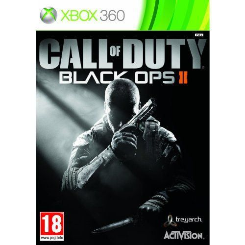 JEUX XBOX 360 Call of Duty : Black Ops 2 [import anglais]