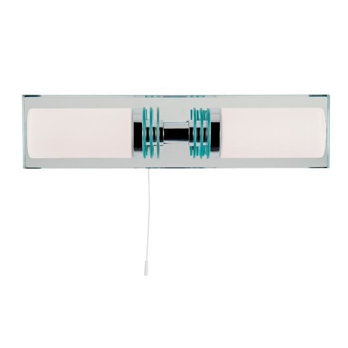 Applique murale bathroom lights chrome miroir achat for Applique murale miroir