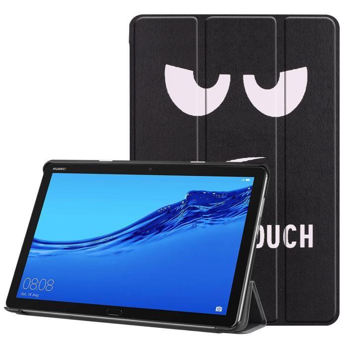 Antichoc Tablette Housse Huawei Mediapad M5 Lite 10 1 Pu Cuir Coque Avec Support étui Huawei Mediapad M5 Lite K2 Prix Pas Cher Cdiscount