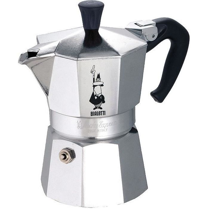 Photo de bialetti-cafetiere-moka-express-3-tasses-alu