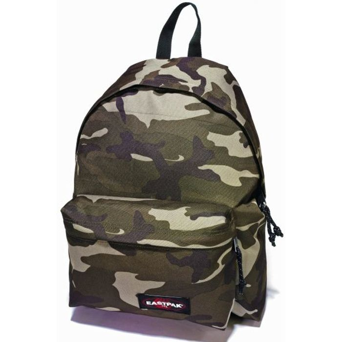 sac a dos eastpak padded camo achat vente sac dos. Black Bedroom Furniture Sets. Home Design Ideas