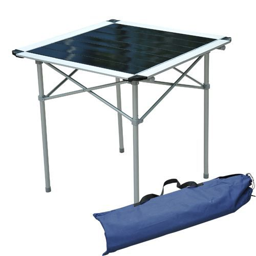 Table rabattable cuisine paris camping table for Table titanium quadra 6 personnes