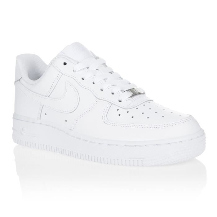 air force one blanche femme solde