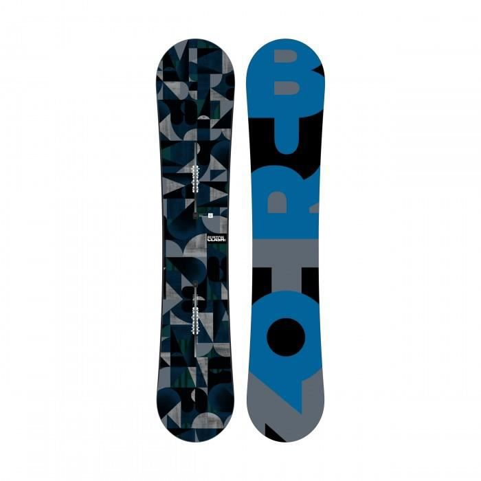 planche de snowboard burton clash homme 2nd prix pas. Black Bedroom Furniture Sets. Home Design Ideas
