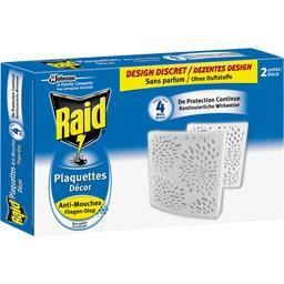 raid insecticide plaquettes achat vente produit insecticide raid insecticide plaquette. Black Bedroom Furniture Sets. Home Design Ideas