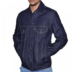 veste en jean levis homme achat vente pas cher. Black Bedroom Furniture Sets. Home Design Ideas