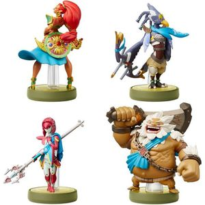 FIGURINE DE JEU Amiibo The Legend of Zelda : Breath of the Wild -