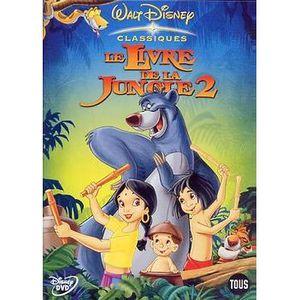 DVD FILM LE LIVRE DE LA JUNGLE 2