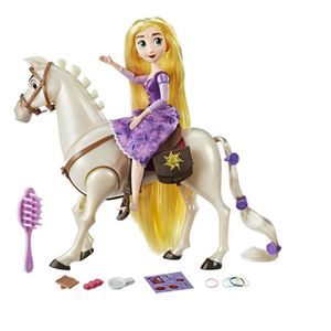 POUPÉE Disney Tangled The Series Rapunzel And Royal Horse